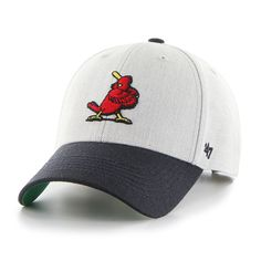 6b7e0d520f3af St. Louis Cardinals Thurman MVP Gray 47 Brand YOUTH Hat