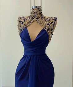 Bad Dresses, Event Dresses, Pretty Dresses, Beautiful Dresses, African Party Dresses, High Fashion Dresses, Wedding Gowns With Sleeves, Stylish Dress Designs, Backless Prom Dresses