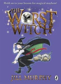 The Worst Witch - Paperback - 9780141349596 - Jill Murphy