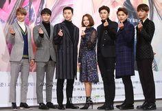 [Photos] Added new press photos for the Korean drama 'Hwarang' @ HanCinema :: The Korean Movie and Drama Database Asian Celebrities, Asian Actors, Korean Actors, Celebs, Korean Dramas, V Hwarang, Park Seo Jun, New Press, W Two Worlds