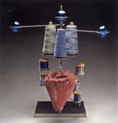 Louise Bourgeois Heart 2004