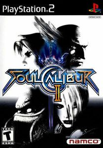 Soul Calibur 2 - PlayStation 2 Game Includes Sony PS2 original game disc in case and may come with the original instruction manual and cover art when available. All PlayStation 2 games will play on an