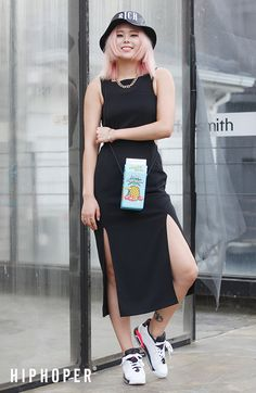 윤지 > Street Fashion   힙합퍼