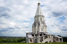 Kolomenskoye. Moscow. Russia. by Tina Cherkasova on 500px