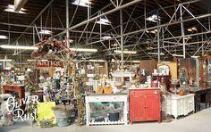 Antique Tobacco Barn, Asheville NC