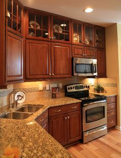 Cabinets/counter