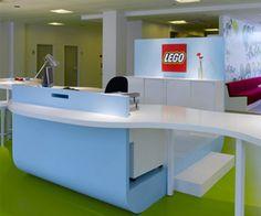 Lego office in Billund, Danmark