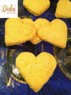 biscotti con farina di mais senza burro, un biscotto goloso e leggero di Dolci Senza Burro