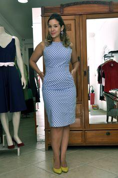 A moda ladylike da Afer                                                                                                                                                                                 Mais