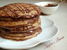 Pancakes+alla+nutella