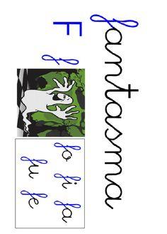 Actividades para imprimir Aprende las consonantes 15