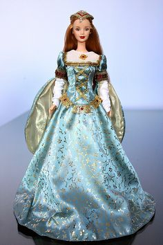 Barbie® as Camelot's Queen, Arthur Guinevere by My lovely Barbie, via Flickr