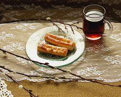 Turmeric & Saffron: Quick & Easy Shirini Zaban - Zaban Puff Pastry (Nowruz 1395)