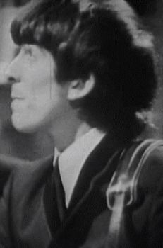 Page 3 Read Gifs! from the story George Fest by -Sitarday- (Joj Harrisun) with 623 reads. Oh, George . George Harrison Young, Beatles One, The Quarrymen, Bug Boy, Best Friends For Life, The Fab Four, Best Rock, Cute Celebrities, Ringo Starr