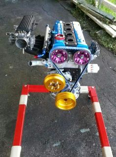 Toyota 4, Toyota Cars, Toyota Hilux, Toyota Corolla, Corolla E11, Tuning Motor, 2jz Engine, Jdm Engines, Buns Of Steel