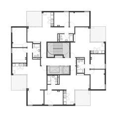 Edificios de Viviendas PRO.CRE.AR. Estacion Buenos Aires Sector 10 / MSGSSS arquitectos | Arquimaster