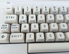 Teclado Commodore 64