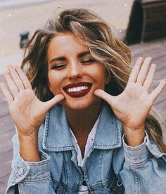 ☼уσυ ∂єѕєяνє α ωнσℓє ѕнєєт σf gσℓ∂ ѕтαяѕ☼ goal girl beauty aestetic icon cute hair short school look lovly baby bitch eyebrow eyes lips kolczyk smile Beauty Makeup, Hair Makeup, Hair Beauty, Photo Portrait, All Things Beauty, Pretty Face, Makeup Inspiration, Makeup Ideas, Pretty People