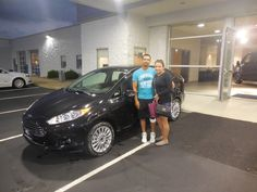 Anthony Boudreau and the rest of us here at Court Street Ford would like to congratulate Sandra Diaz Andrade and Jorge Garcia of Kankakee on the purchase of their 2015 Ford Fiesta.  Thank you for your business!
