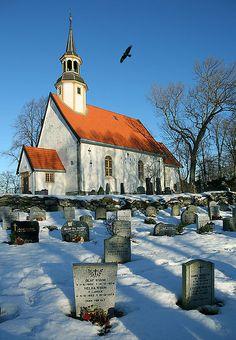 Lade kirke - Trondheim | Flickr - Photo Sharing!