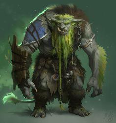Forest Troll, Magnus...