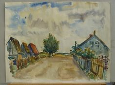 Künstlerkolonie Nidden, PURWIN, Nida, Paul Kühn 1934, Ostpreussen, Ostpreußen