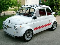 (Fiat-) Abarth 695SS Corsa • 1961