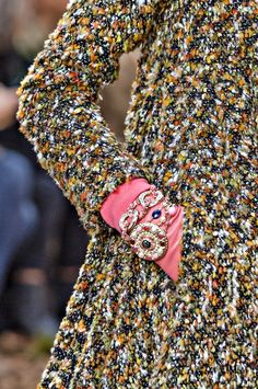 Chanel Fall/Winter 2018-2019 .Detail