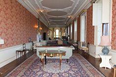visit Wentworth Woodhouse tour hallway corridor