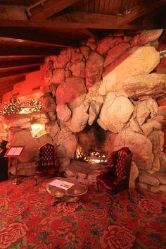 Madonna Inn Lobby