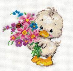 Набор для вышивания Алиса 0-130 Желаю счастья