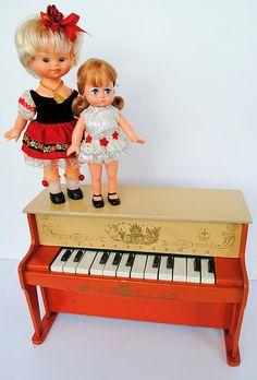 Bonecas Dancinha da Estrela