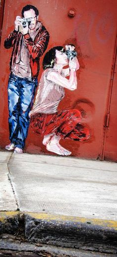 Art within art! | Jana JS Street Artists