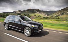 First Test: 2013 Mercedes-Benz ML350 Bluetec 4Matic - Motor Trend