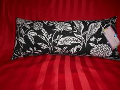 L13 1 Lumbar Travel or Neck  Novelty Pillow  by NoveltyPillows4All, $18.00