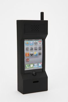 '80s Cell iPhone 3-4s Case