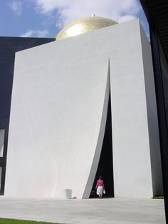 Chapel of St. Basil, Houston (USA) - Phillip Johnson: