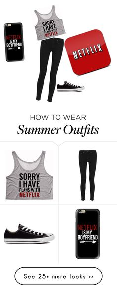 """""""Untitled #4"""" by alexxaz on Polyvore featuring rag & bone, Converse and Casetify"""