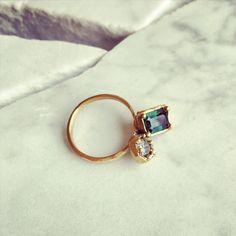 Jewellery - New Work | Tessa Blazey
