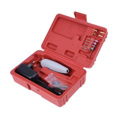 12V DC Grinder Tool for Milling Polishing Drilling Engraving Mini Electric drill accessories Grinding Set With 15pcs DYI Kits. Yesterday's price: US $21.13 (17.47 EUR). Today's price: US $14.37 (11.88 EUR). Discount: 32%.