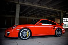 Porsche 911 Turbo with my current favorite wheel, the OZ Superforgiata.