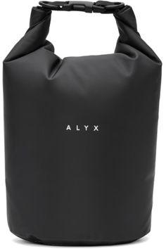 Alyx - Black Mini Dry Bag Tote