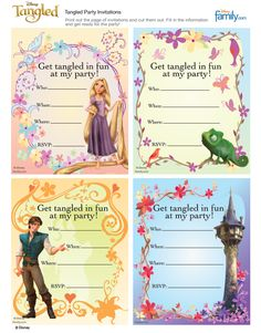 http://skgaleana.com/disney-tangled-free-printables-downloads-and-activities/