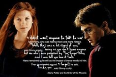 30 Inspirational Harry Potter Quotes #harry #harry potter Harry Potter Quotes, Harry Potter Books, Harry Potter Fandom, Hp Quotes, Book Quotes, Movie Quotes, Must Be A Weasley, Harry And Ginny, Harry Harry