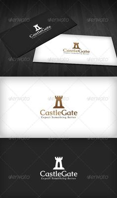 Buy Castle Gate Logo by femo on GraphicRiver. Castle Gate Logo is a designed for Any types of companies. It is made by simple shapes Although looks very profession. Hotel Website Templates, Template Site, Logo Templates, Flyer Template, Real Estate Logo Design, Best Logo Design, Graphic Design, Gate Logo, Travel Guide App