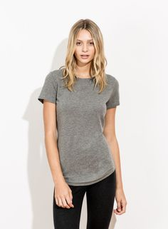 Kaye Crew : Cashmere T-Shirt   Kit and Ace   Woman   Kit and Ace