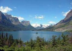 Glacier National Park. Breathtaking.