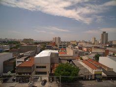Vista da varanda da frente - do 1⁰. ao 3⁰ andares