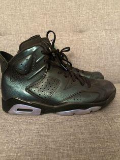 more photos 7c929 e5998 Air Jordan Retro 6 All Star (Black Chameleon) Size 10  fashion