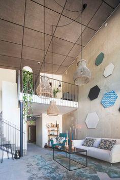 Urbaania asumista – Midtown-loft